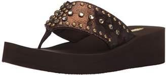 Volatile Women's Zinnia Wedge Sandal