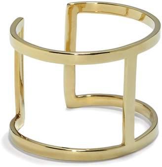 Vince Camuto Goldtone T-bar Cuff