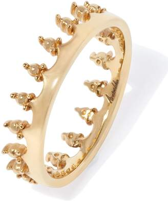 Annoushka Yellow Gold Crown Ring
