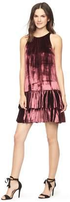 Milly Panne Velvet Kiki Dress