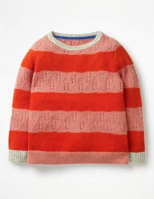 Boden Textured Stripy Sweater