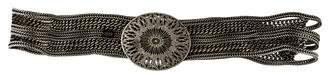 Alexander McQueen Chain-Link Waist Belt