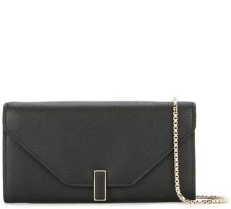 Valextra wallet on chain bag