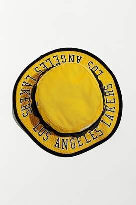 Mitchell & Ness Team Burst Los Angeles Lakers Boonie Bucket Hat
