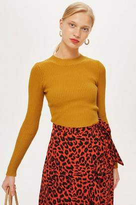 Topshop Shrunken Crop Top