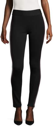 BCBGMAXAZRIA Women's Monique Striped Leggings