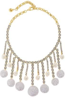 Shourouk Sequins Necklace