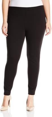 Hue Women's plus-size Ponte Leggings