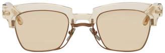 Kuboraum Brown N6 Sunglasses