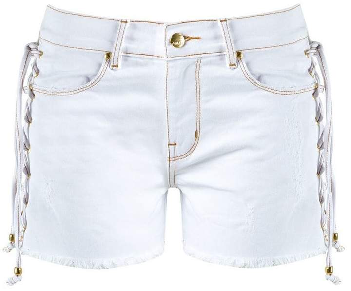 Amapô denim shorts