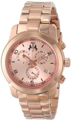 Jivago Women's Swiss Quartz Stainless Steel Casual Watch