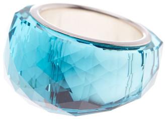 Swarovski Swarovski Crystal Nirvana Ring - Size 5 $155 thestylecure.com