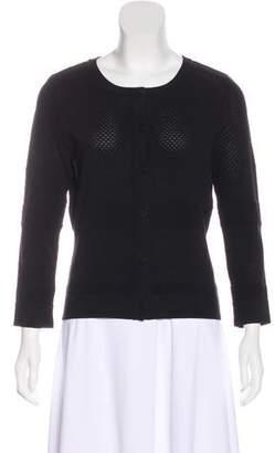 Diane von Furstenberg Button-Up Kacie Cardigan