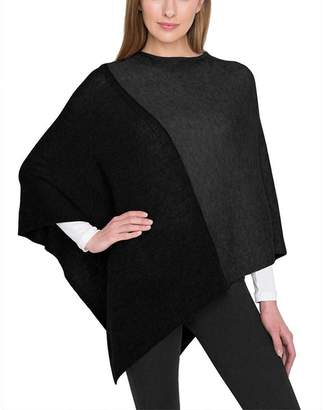 Celeste Women's Wool/Cashmere Blend Poncho