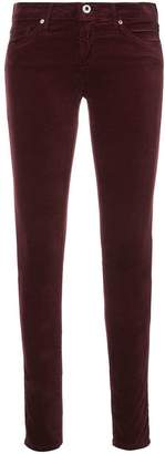 AG Jeans low-rise skinny jeans