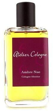 Atelier Cologne NEW Ambre Nue Cologne Absolue Spray 100ml Perfume