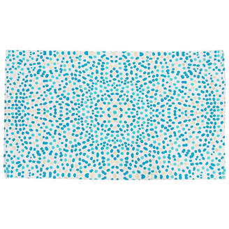 Asstd National Brand Thro by Marlo Lorenz Lindi Floral Dot Foil Accent Rug