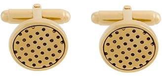 Northskull perforated cufflinks