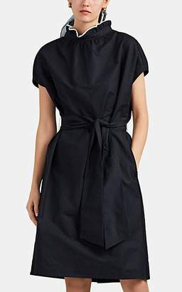 Atlantique Ascoli Women's Pensée Cotton Piqué Dress - Navy