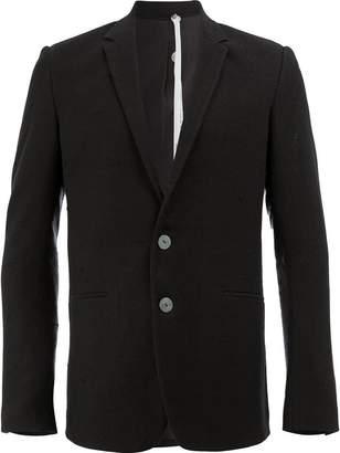 Label Under Construction classic blazer