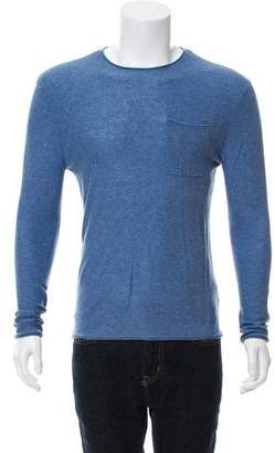 Surface to Air Long-Sleeve Crew Neck Top