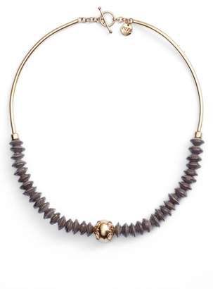3.1 Phillip Lim Bits Wandering Star Paper Bead Necklace