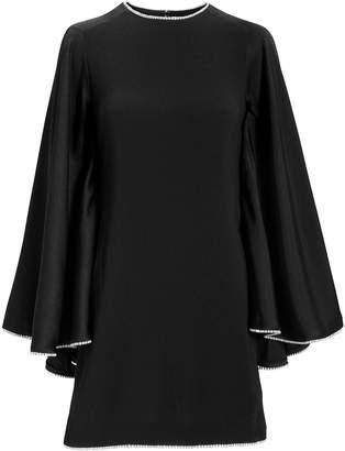 Sonia Rykiel Crystal-Embellished Mini Dress