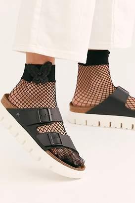 Free People Butterfly Net Socks