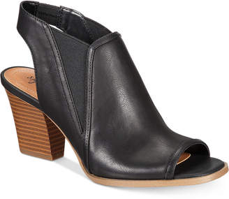 Style & Co Women's Daniilo Slingback Shooties, Only at Macy's $69.50 thestylecure.com