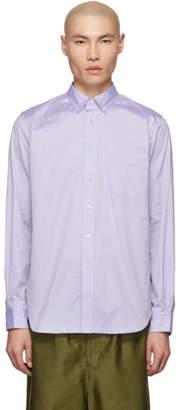 Junya Watanabe Blue Turnbull and Asser Edition Oxford Shirt