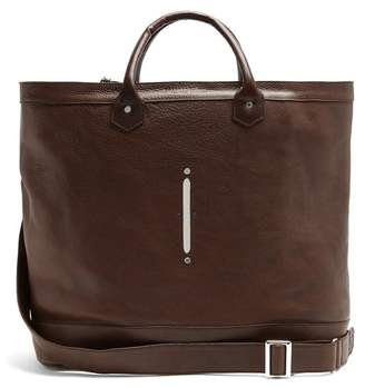 Lee Passavant And Scier Edition Holdall - Mens - Dark Brown