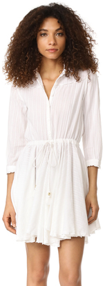 Zadig & Voltaire Ranil Long Sleeve Dress $345 thestylecure.com