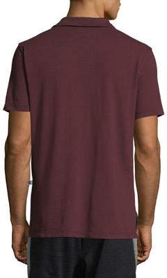Vimmia Men's Alpha Short-Sleeve Polo Shirt
