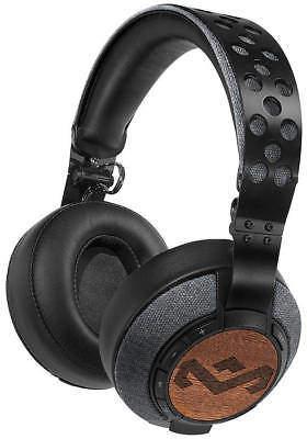 New Marley Men's Liberate Xlbt Headphones Soft Black
