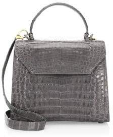 Nancy Gonzalez Medium Lily Top Handle Bag
