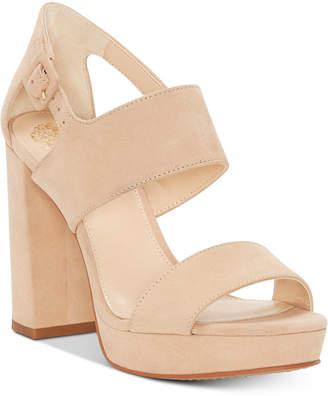 Vince Camuto Jayvid Platform Dress Sandals Women's Shoes