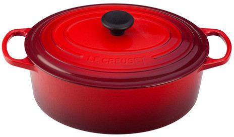 Le Creuset French Oven 6.75qt Cherry