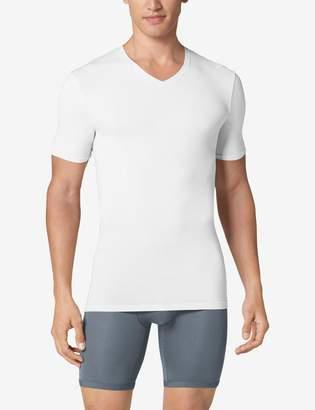 Tommy John Tommyjohn Cool Cotton High V-Neck Stay-Tucked Undershirt
