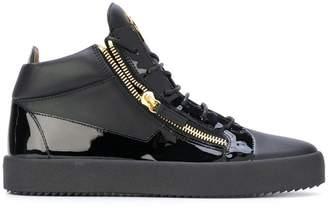 Giuseppe Zanotti Kriss mid-top sneakers