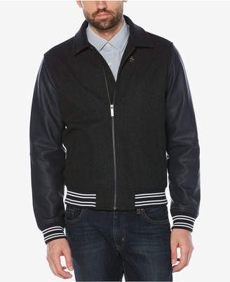 Original Penguin Men's Vintage Varsity Jacket