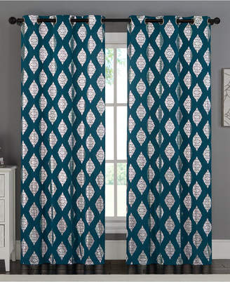 "Victoria Classics Sorrento Pair of 76"" x 84"" Panels"