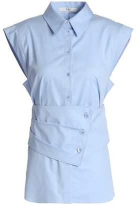 Tibi Cotton-Poplin Shirt