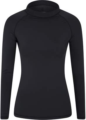 Warehouse Mountain Womens Rash Vest - Long Sleeves Ladies Rash Guard