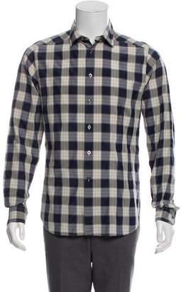 Paul & Joe Plaid Casual Shirt