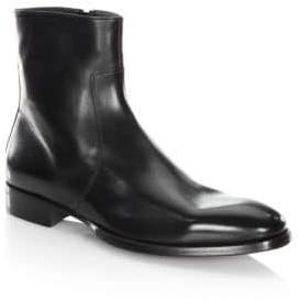 To Boot Roosevelt Leather Boots