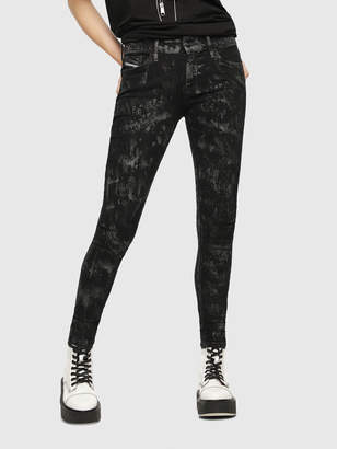 Diesel SLANDY Jeans 069CP - Black - 27