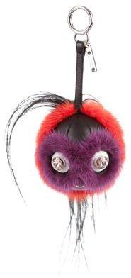 FendiFendi Funky Fur Bag Charm
