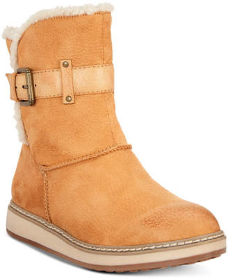 White Mountain Taite Winter Boots Women's Shoes
