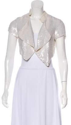 Yigal Azrouel Sequined Evening Jacket
