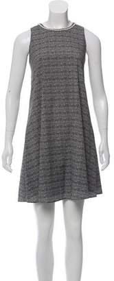 Karl Lagerfeld Mini Printed Dress